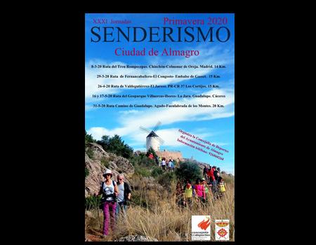 SUSPENDIDO. XXXI Jornadas de Senderismo