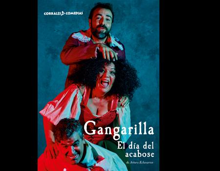 Teatro Clásico en el Corral de Comedias. Gangarilla El día del acabose.