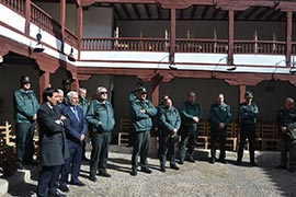 Corral guardia civil