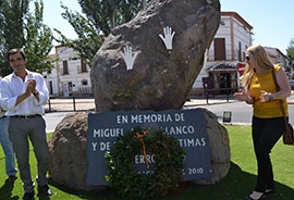 Acto miguel Angel Blanco
