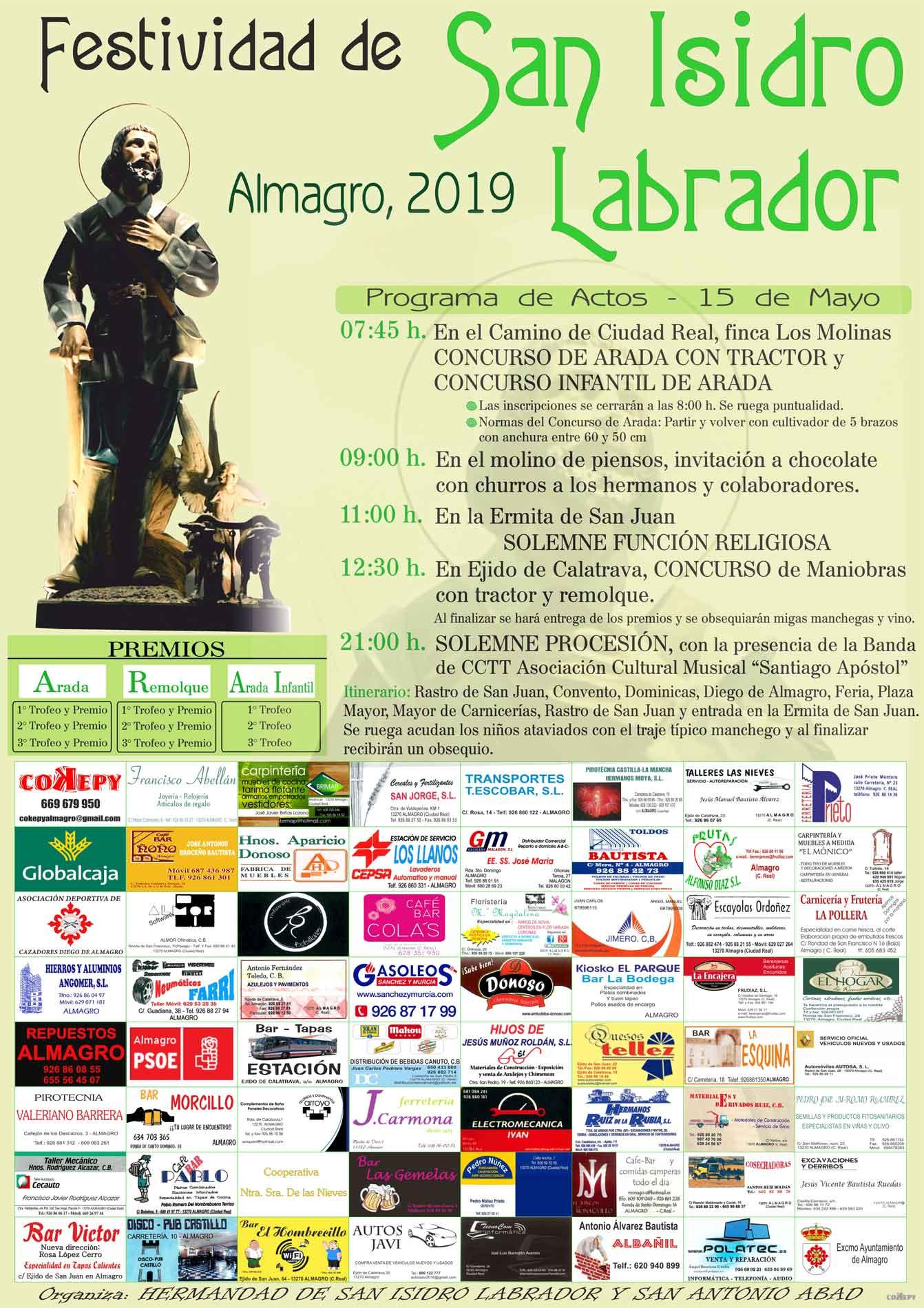 Festividad San Isidro Labrador
