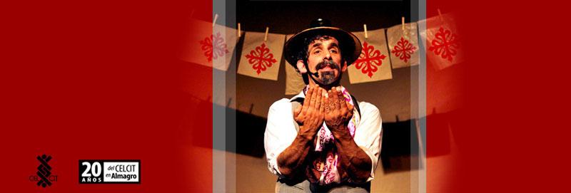 En un lugar de Calatrava - XIX Festival Iberoamericano de Teatro Contemporáneo