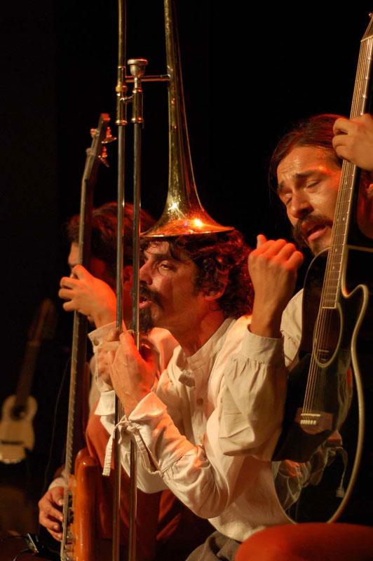 Pedro de Valdivia - XIX Festival Iberoamericano de Teatro Contemporáneo