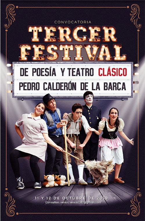 El Festival de Almagro colabora con el III Festival de Poesía y Teatro Clásico 'Pedro Calderón de la Barca'