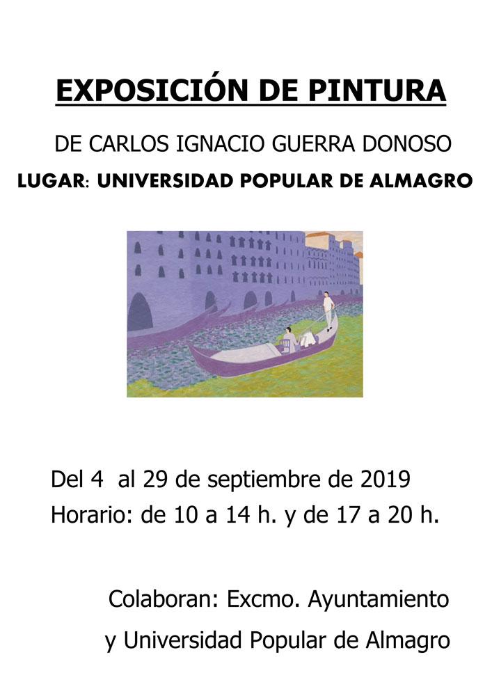 Exposición de pintura - Universidad Popular