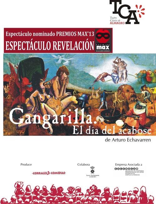 Teatro Clásico en el Corral de Comedias - Gangarilla