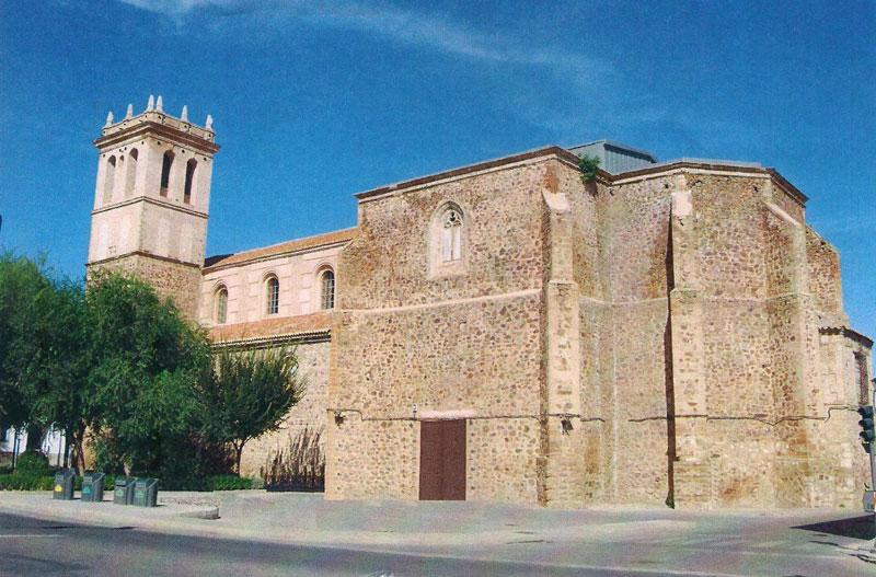 """Cuando parte del patrimonio eclesiástico de Almagro fue hecho """"pedazos"""""""