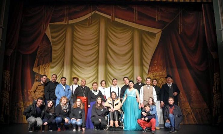 El VI Encuentro de Teatro Provincial de Almagro cierra con mayor número de espectadores