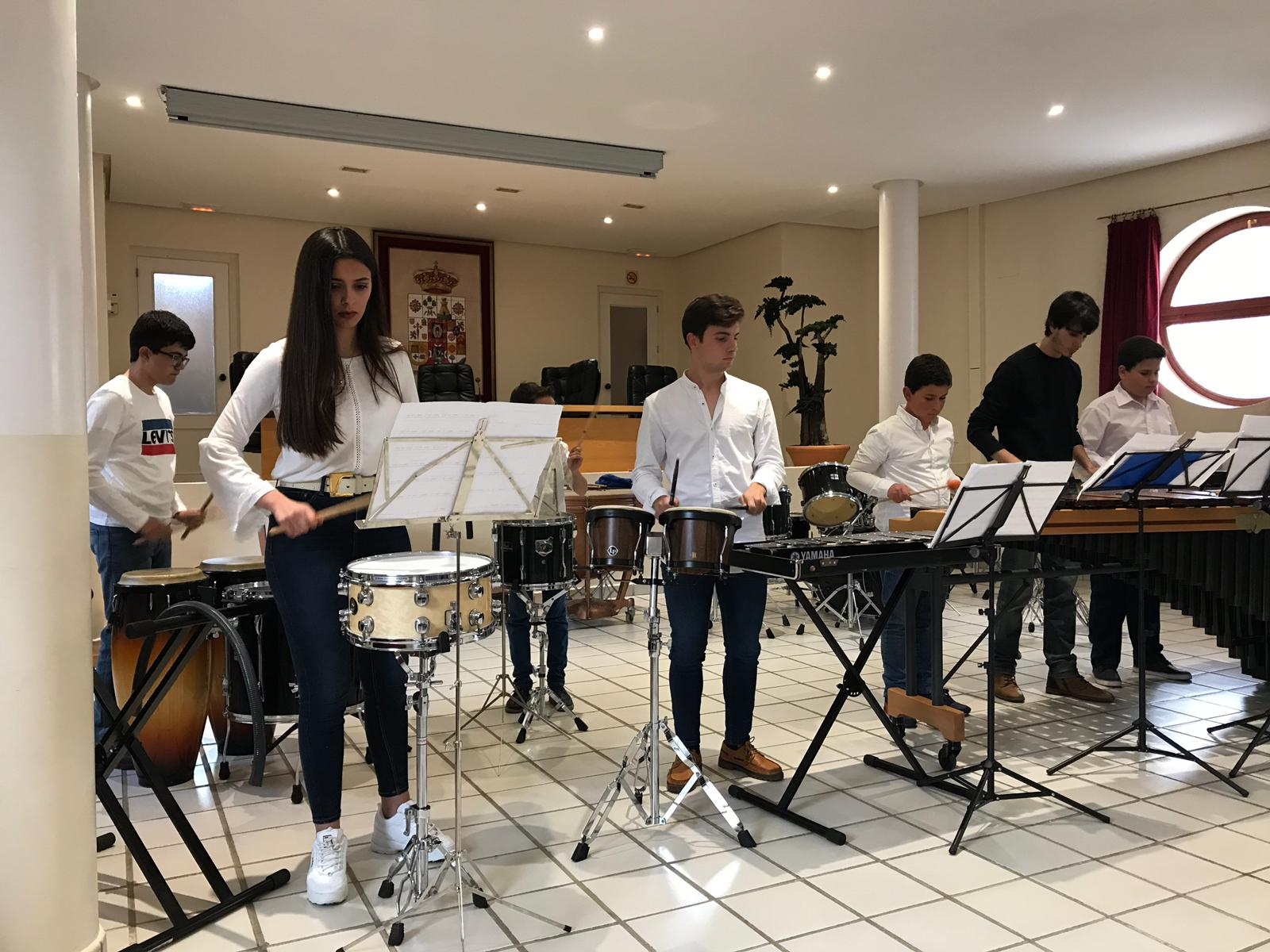 Talleres de creación de instrumentos, audiciones, concursos&#x2026 conforman la Semana Musicultural