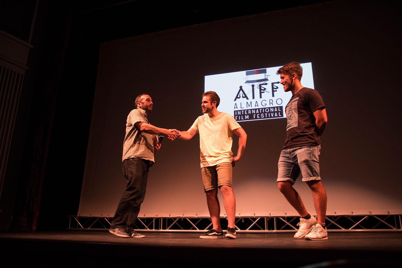 Proyectados los cortometrajes del segundo día en el Teatro Municipal