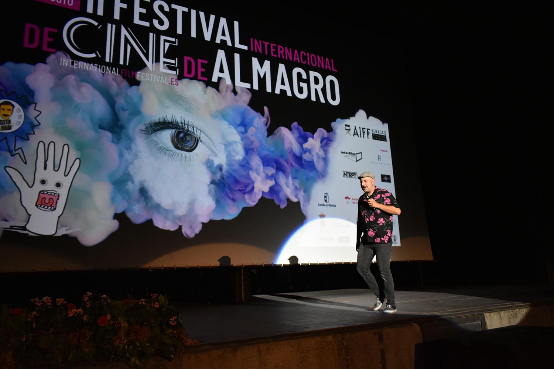 Más de 300 personas disfrutarón de la mezcla de humor y cine con Agustín Durán como padrino de excelencia