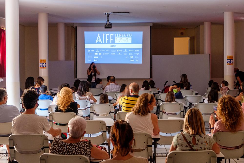 El cine infantil recibe una gran acogida en la cuarta edición del AIFF