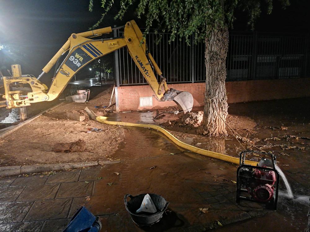 AQUONA informa de la situación del abastecimiento de agua en Almagro originada por la prolongada sequía