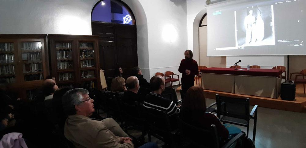 Manuel Ruiz Toribio estrenó la sección de Fotografía del Ateneo