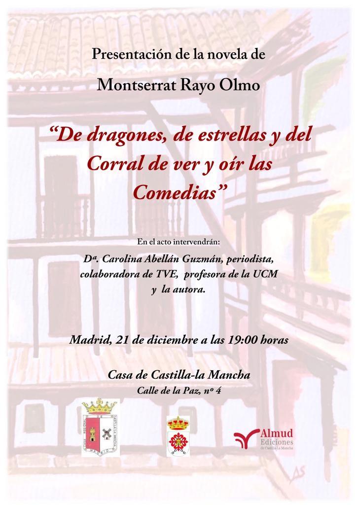 Montserrat Rayo presenta su novela