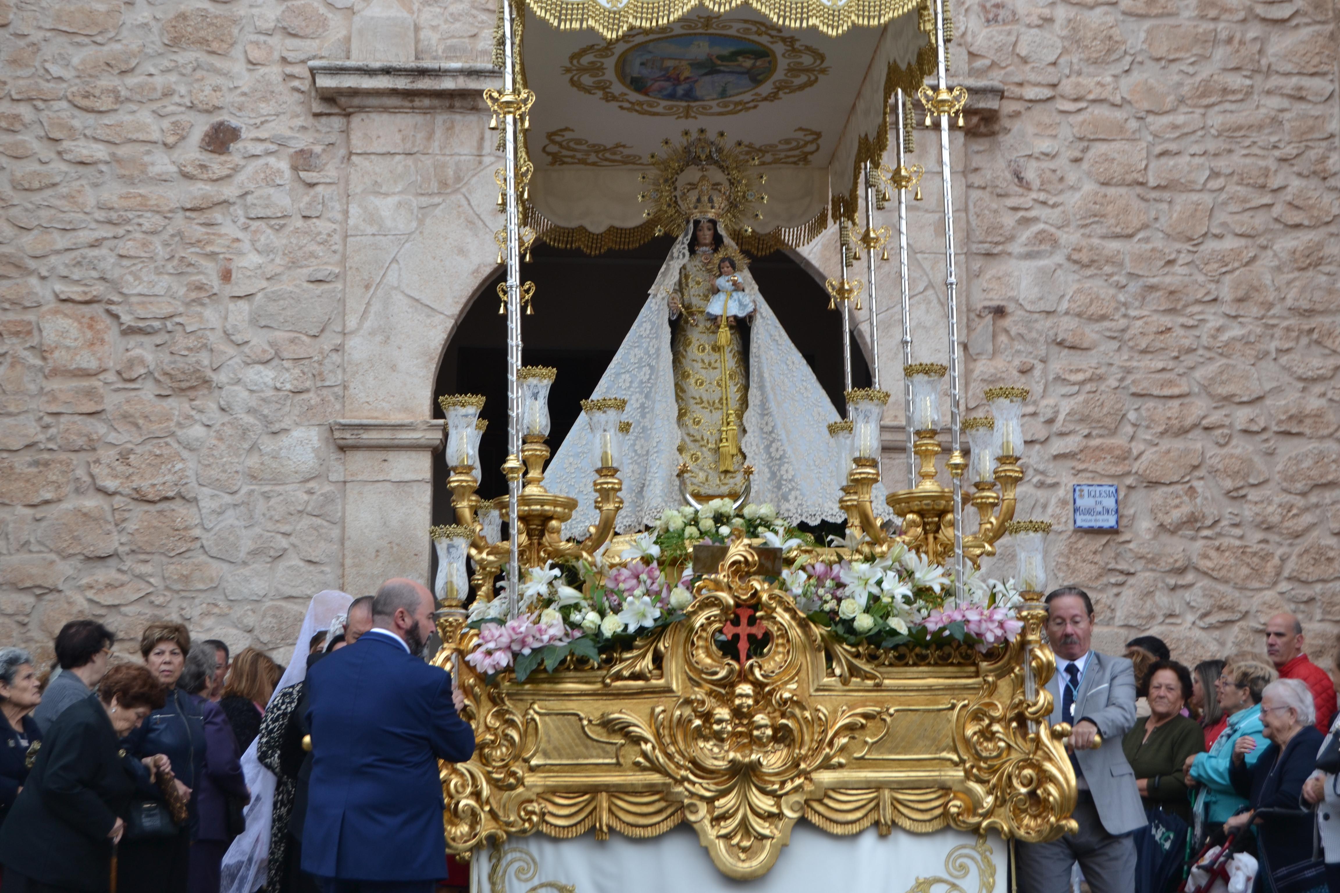 La Diputación Nuestra Señora de las Nieves arroja un superávit de casi 20.000 euros