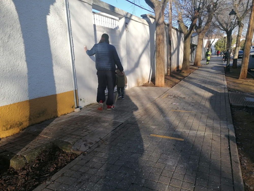 Los centros educativos de Almagro inician mañana las clases de forma presencial