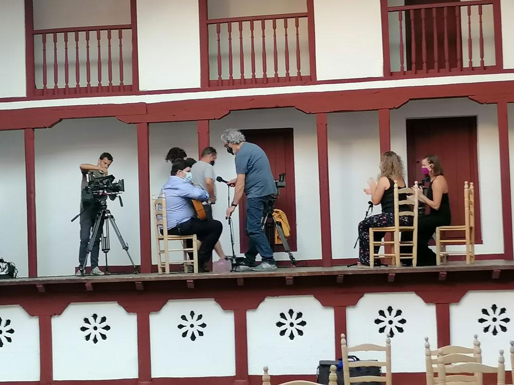 """El programa de TVE """"UN país para escucharlo"""" llega a Almagro este martes"""