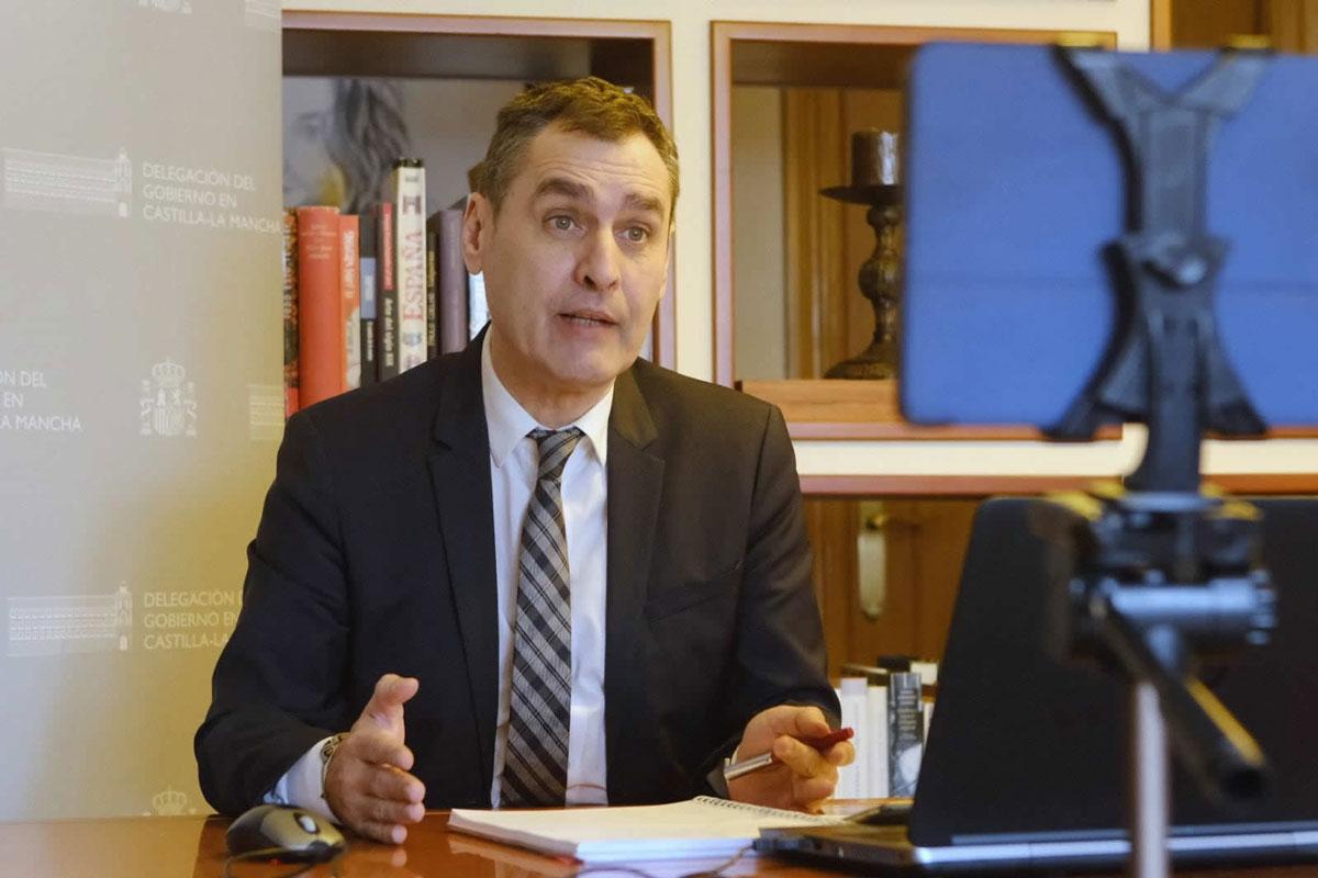 La Delegación del Gobierno en la región recomienda la no celebración de concentraciones y manifestaciones por la situación sanitaria