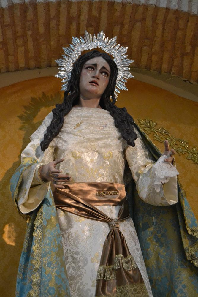 El barrio de la Magdalena celebra su verbena