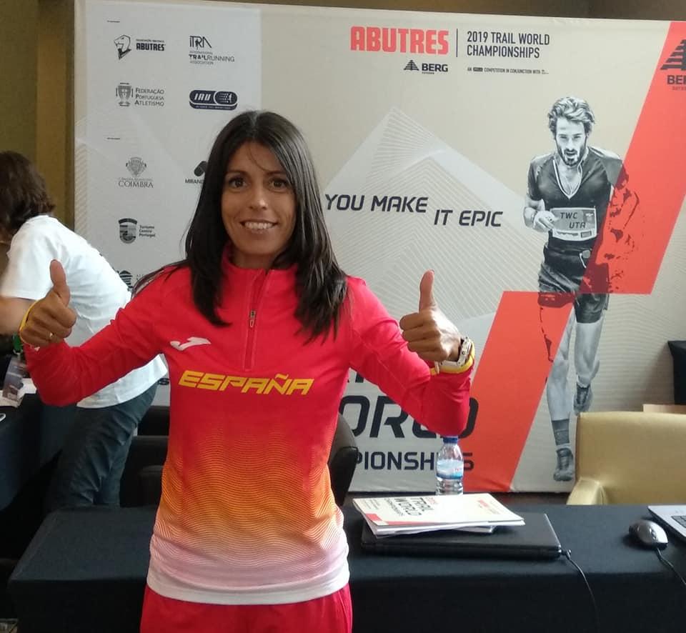 Gemma Arenas corre mañana el Mundial