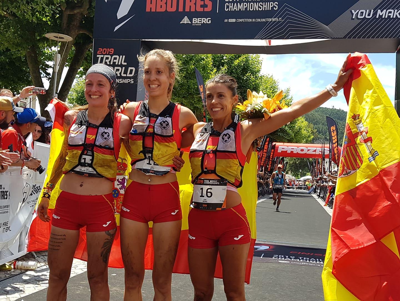 Plata mundial para Gemma Arenas con la selección española