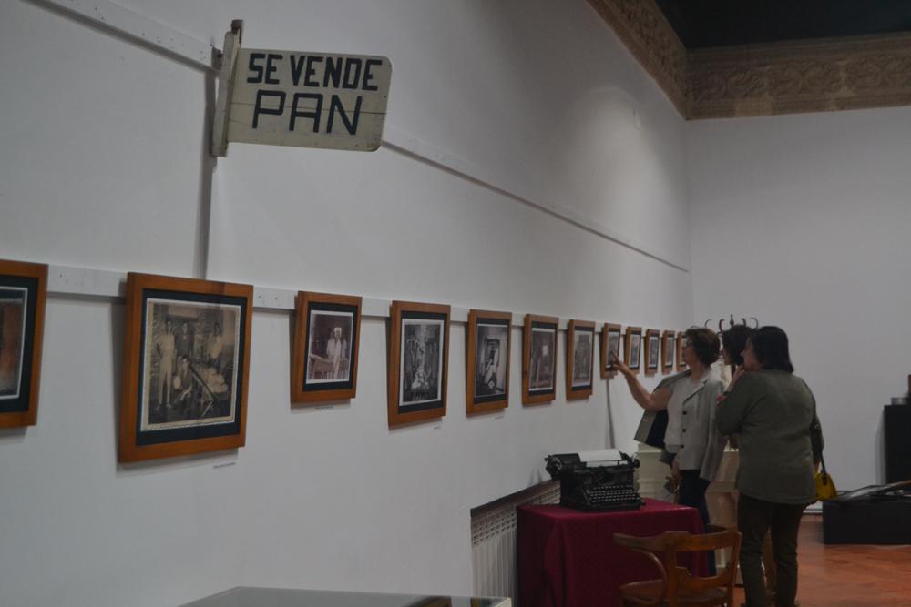 Una exposición recorre la historia de la última fábrica de harinas de Almagro: Harinas Vicente