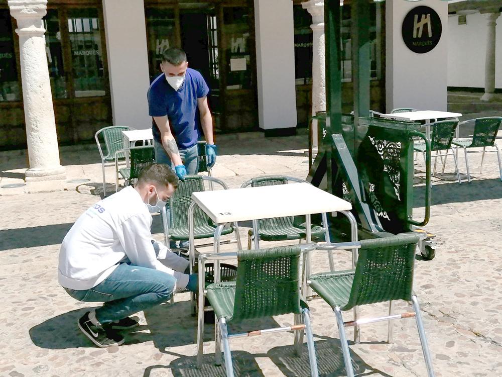 La AD Campo de Calatrava brinda una formación higiénico-sanitaria a las empresas de la comarca