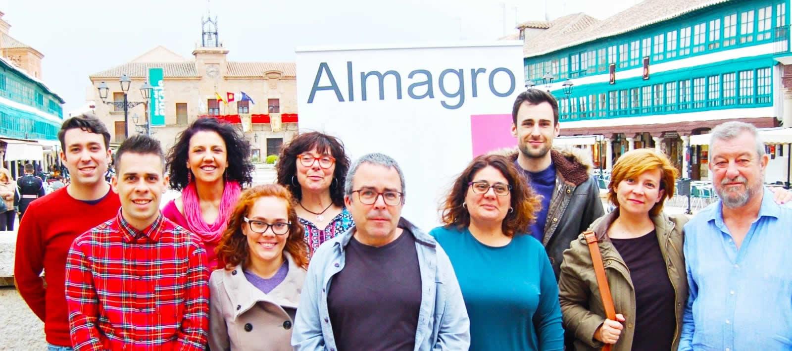La agrupación electoral Almagro Sí Puede cambia de nombre y se presenta como Almagro Sí!