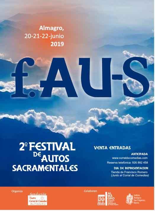 La Fundación Teatro Corral de Comedias pone en marcha la segunda edición del Festival de Autos Sacramentales del 20 al 22 de junio