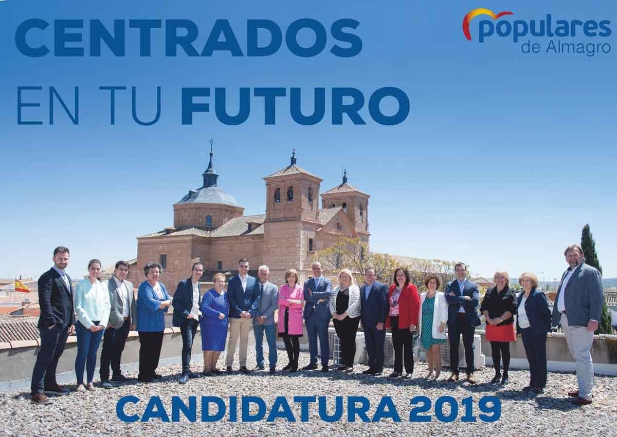 Candidatura del Partido Popular