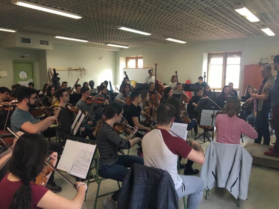 Convocados los procesos de admisión para las enseñanzas de danza, música, el Conservatorio de Música para el próximo curso