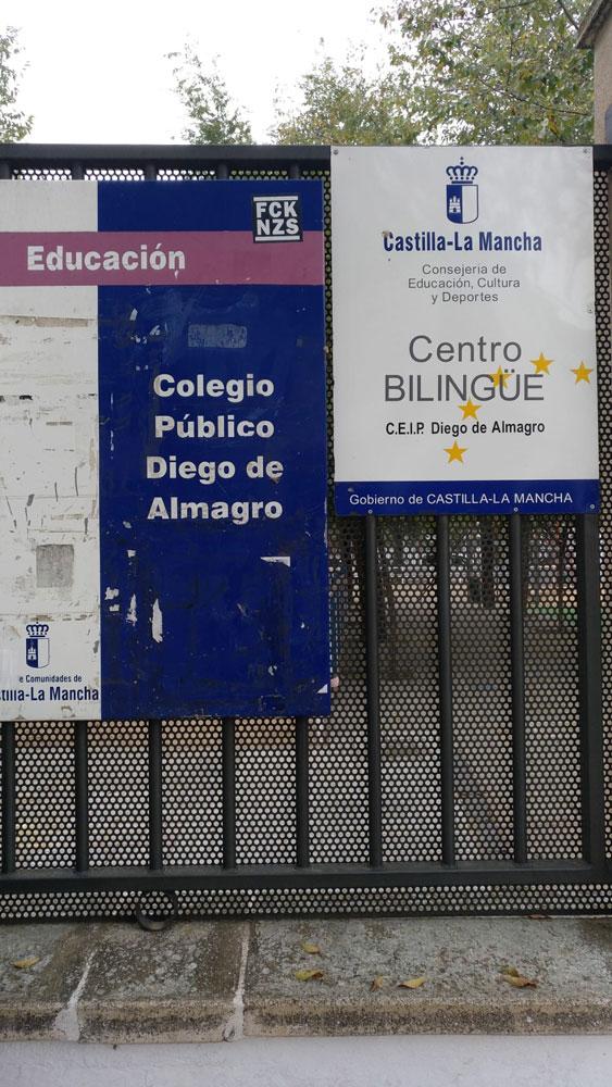 El colegio Diego de Almagro desarrollará actividades para fomentar la igualdad y la prevención de violencia de género