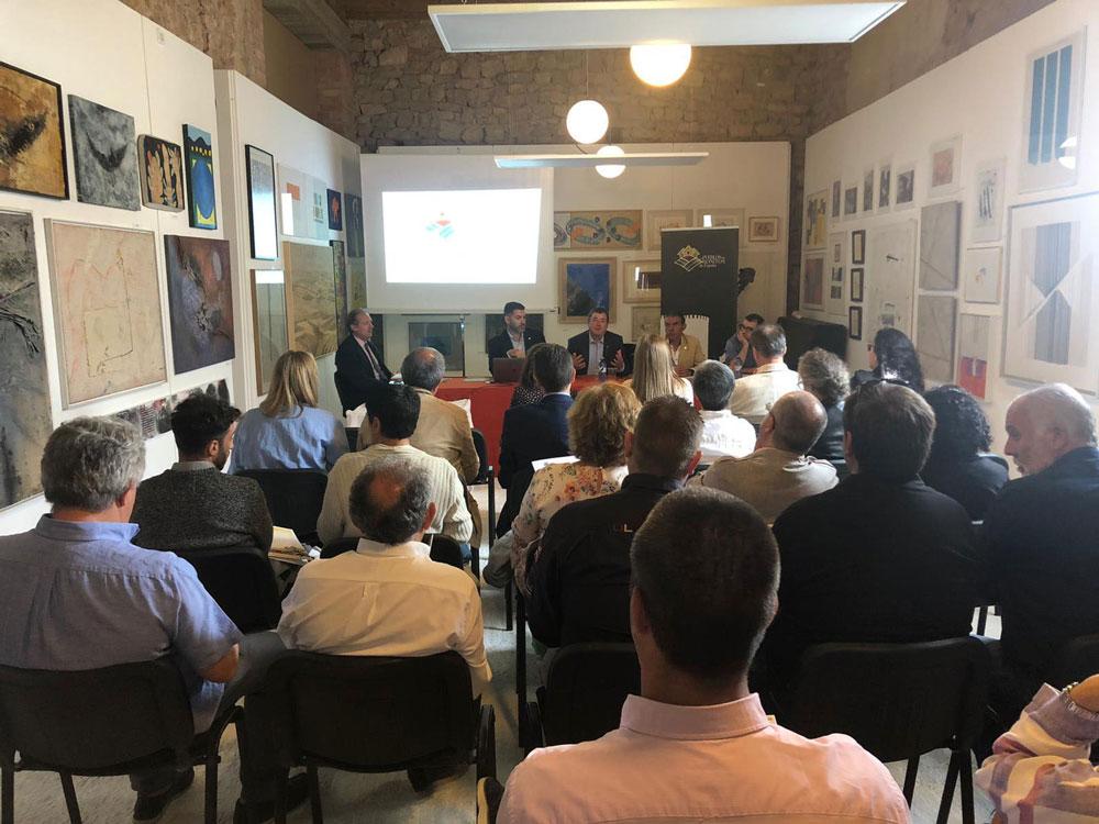 Almagro participa en Medinaceli en la asamblea anual de la zona centro de los Pueblos Más Bonitos de España