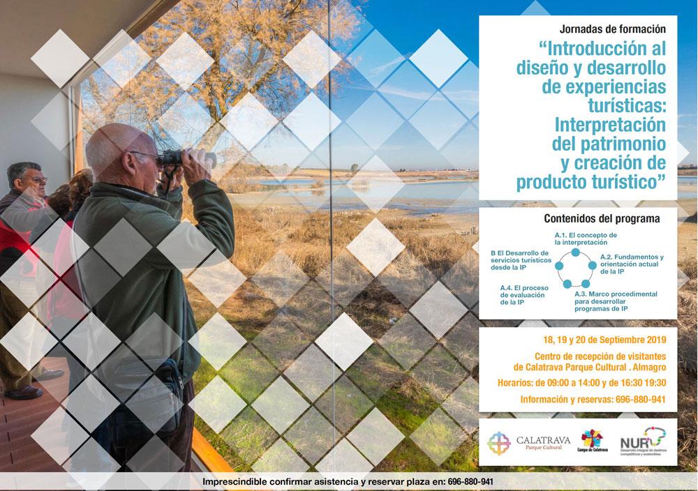 Calatrava Parque Cultural organiza un curso sobre Interpretación del Patrimonio del Campo de Calatrava