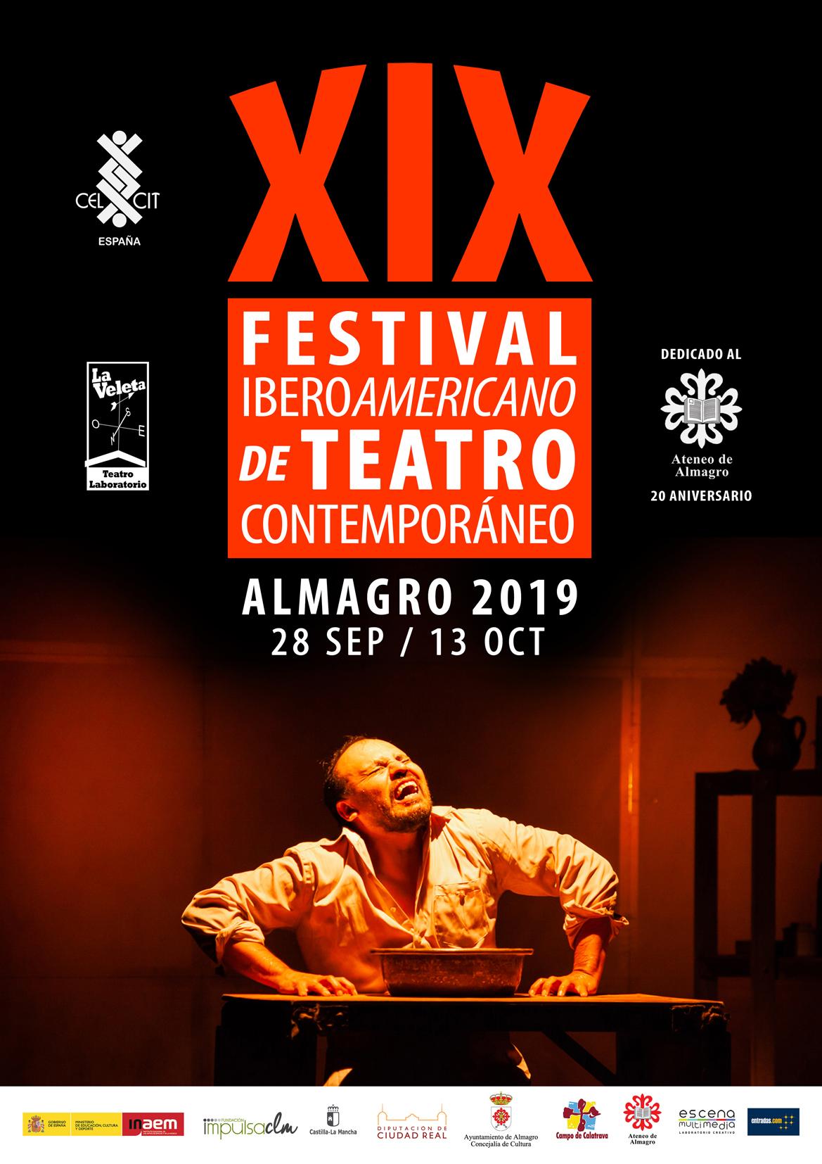 El Festival Iberoamericano de Teatro Contemporáneo arrancará el 28 de septiembre