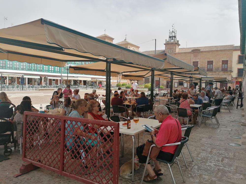 Almagro registra uno de sus mejores agostos turísticos