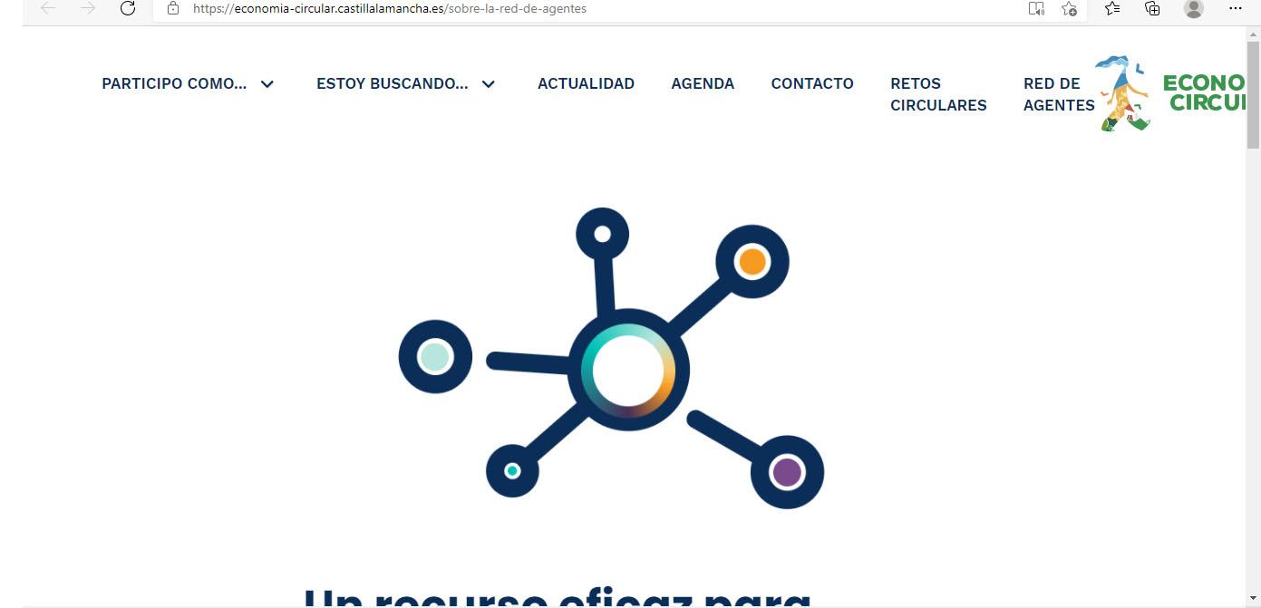 Las empresas de la región cuentan con una nueva red de agentes de Economía Circular