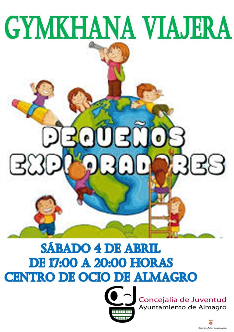 Taller infantil gratuito. Yincana viajemos por el mundo
