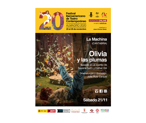 El teatro infantil y para toda la familia se hace presente con 6 obras de alta factura en el Festival Iberoamericano de Teatro de Almagro