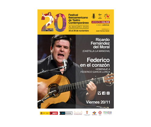 Comienza el 20º Festival Iberoamericano de Teatro Contemporáneo de Almagro, con flamenco, García Lorca y Machado muy presentes