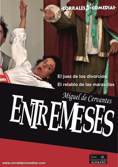 Entremeses. Miguel de Cervantes